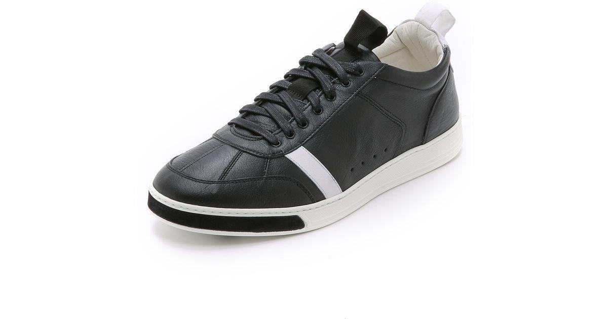 6ab7971826e0e Lyst - Rag   Bone Flynn Low Top Sneakers in Black for Men