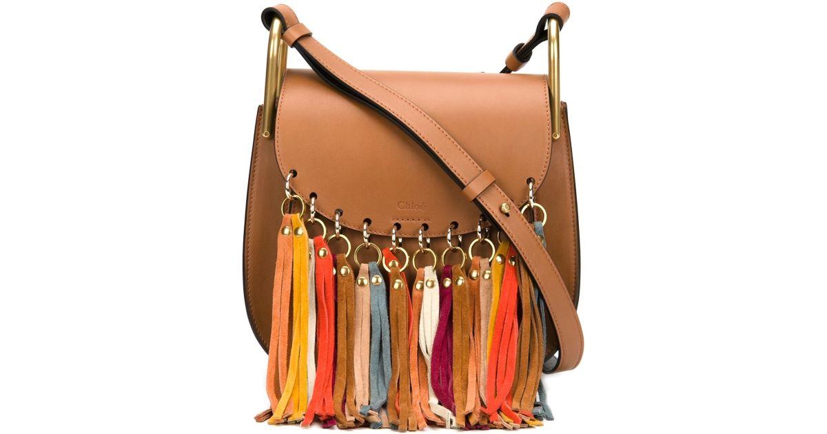 hudson brown chloe bag