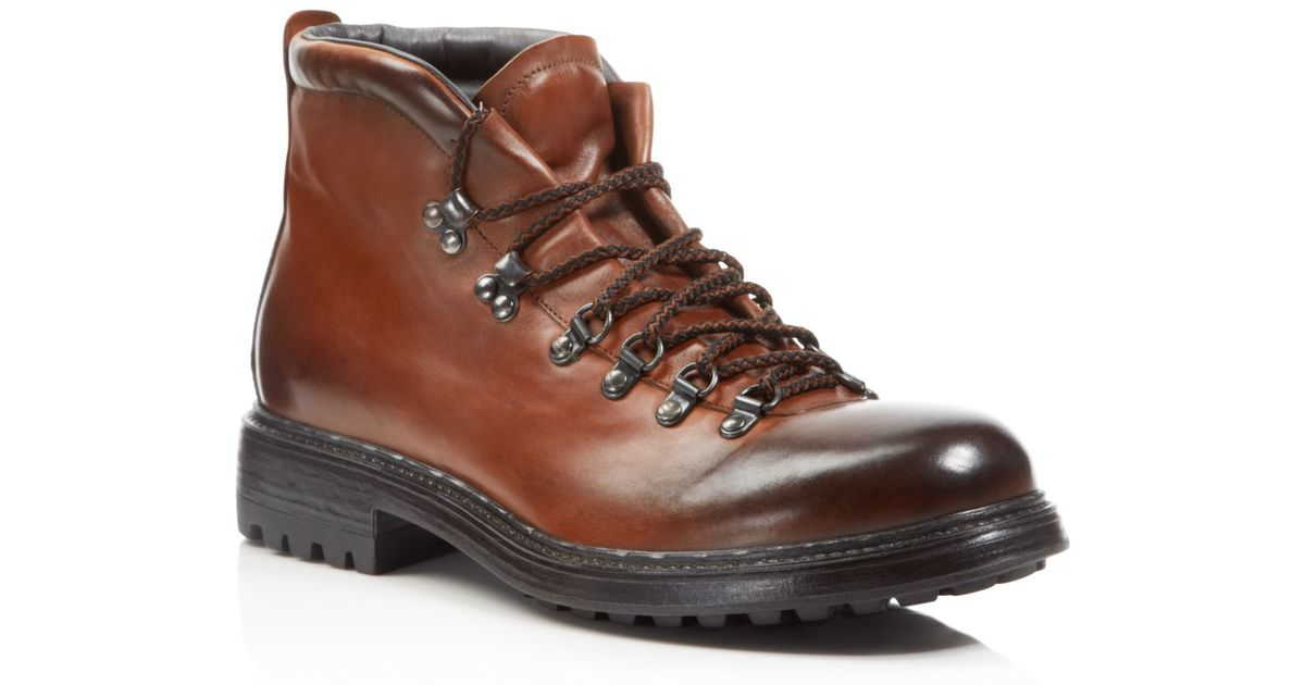 To boot Bryan Alpine Boots in Brown for Men | Lyst