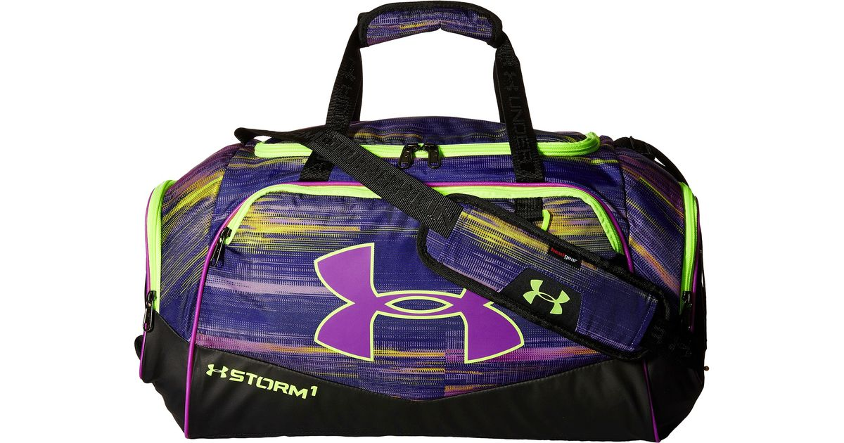 74d1fa7e7d Lyst - Under Armour Ua Undeniable Small Duffel Ii in Black for Men