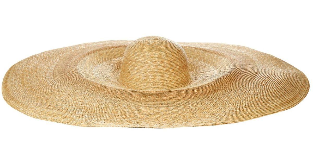 Chapeau De Paille Rosie Assoulin BNoaV0Qr