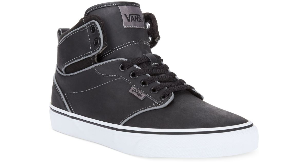 vans atwood high top shoes