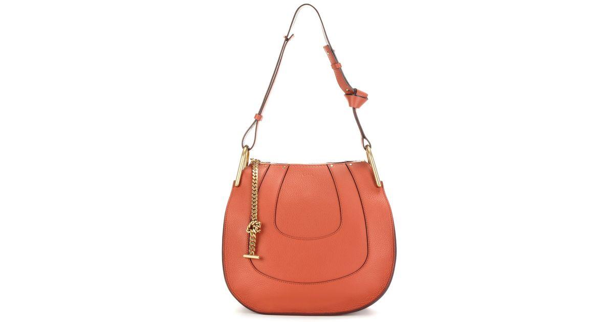replica chloe hayley small hobo bag
