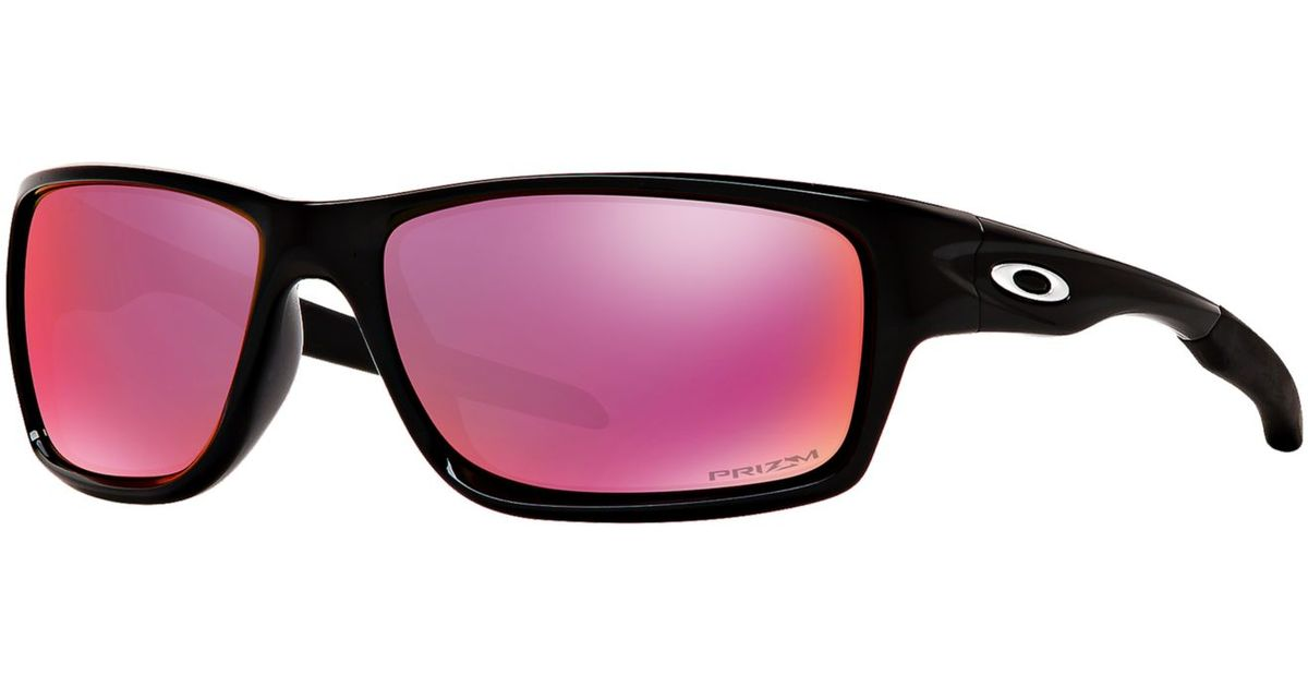 bffb8b311c0 Lyst - Oakley Oo9225 Canteen Prizm Baseball Outfield in Black for Men