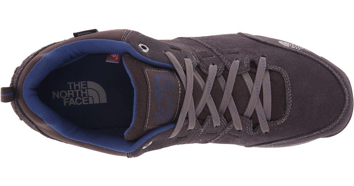 2e752767b The North Face Purple Back-to-berkeley Redux Sneaker for men
