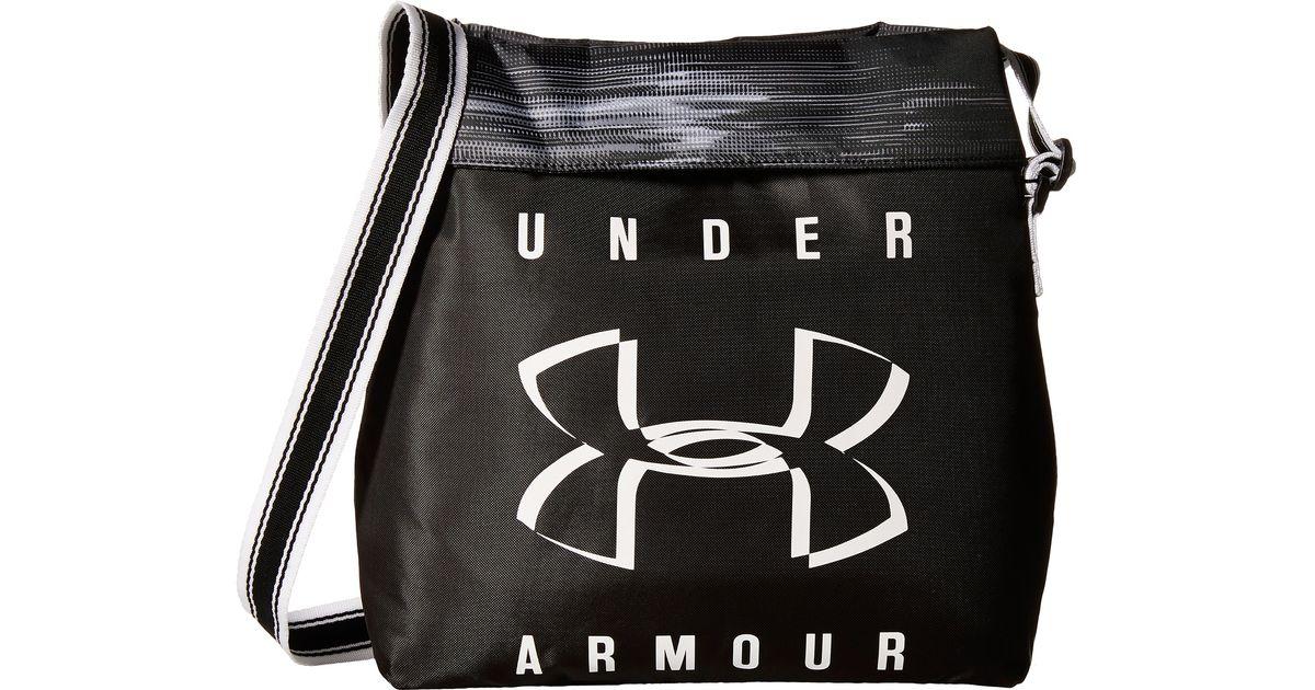 Lyst - Under Armour Ua Crossbody (youth) in Black fb46818c5e1