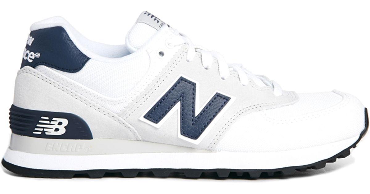 new balance trainers 574 blue