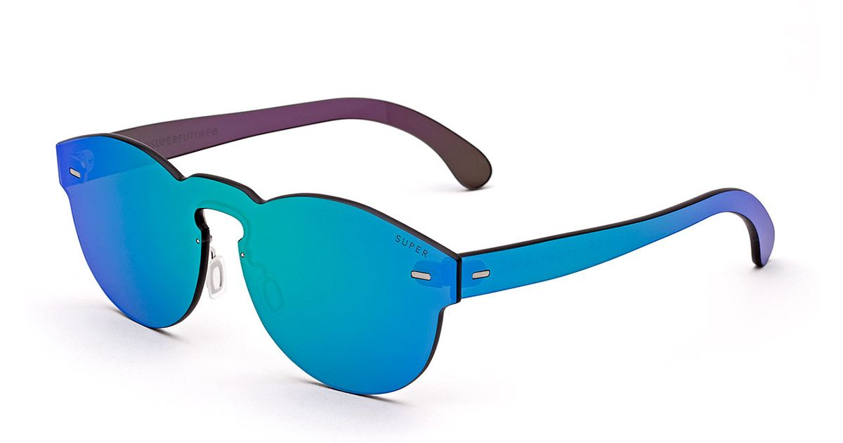Paloma Sunglasses Round Tuttolente Superfuture Retro Infrared Multicolor yA0qUZUfw