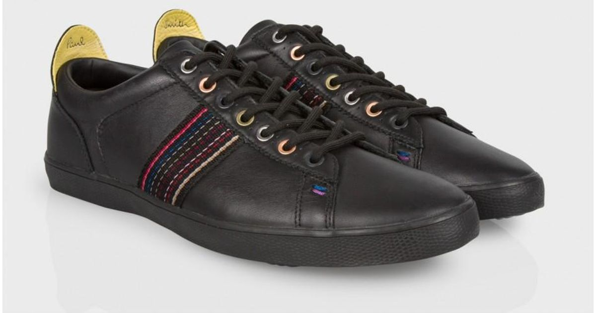 paul smith sneakers black, OFF 77%,Buy!