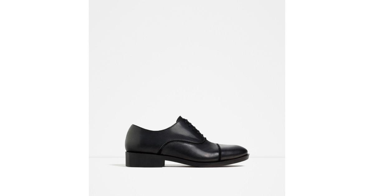 New Shoeswwwshoehagcom Womens Oxford Shoes Zara Trafaluc Womens