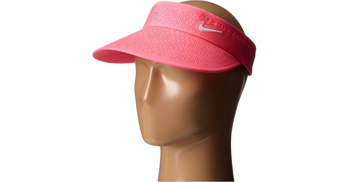 d0ad8e86710dd3 Nike Big Bill Visor 2.0 in Pink - Lyst