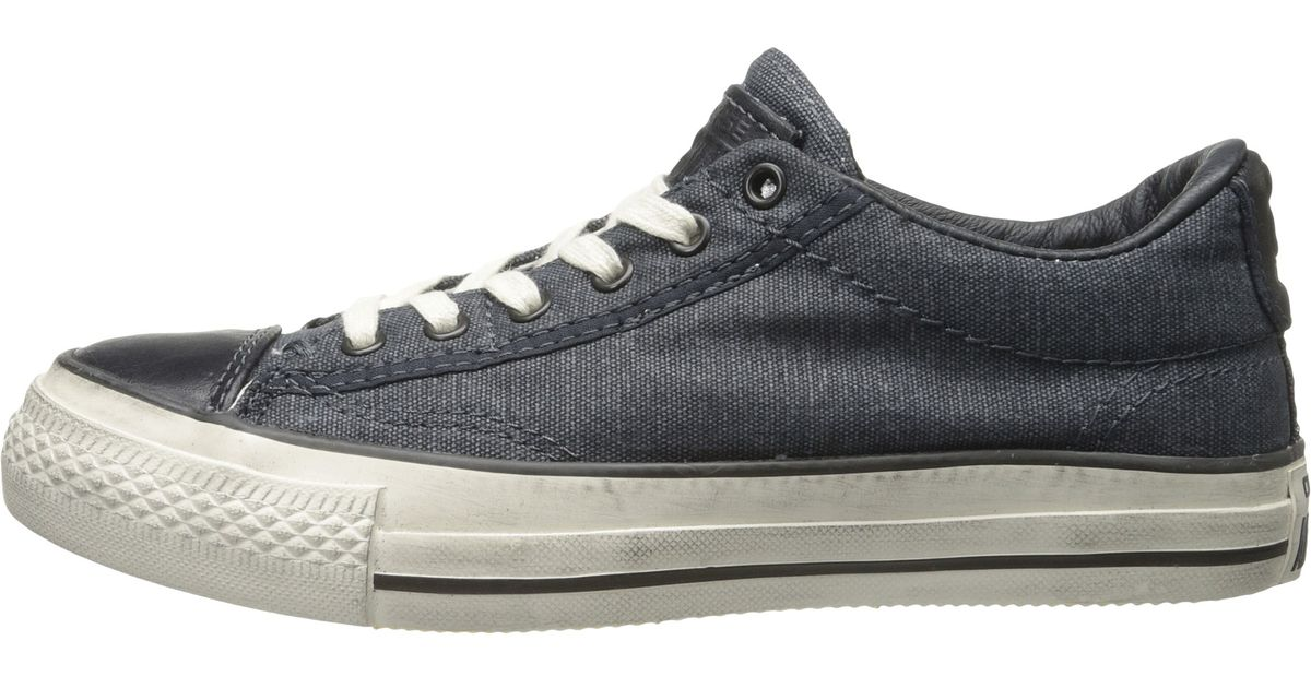 55eda907584d Lyst - Converse All Star Pigment Dyed Canvas in Blue