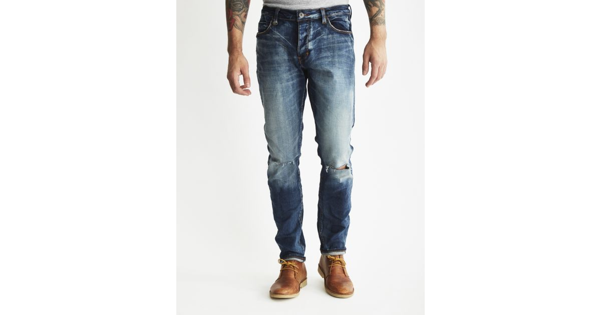 Neuw Lou Slim Jeans In Blue For Men Save 37 Lyst