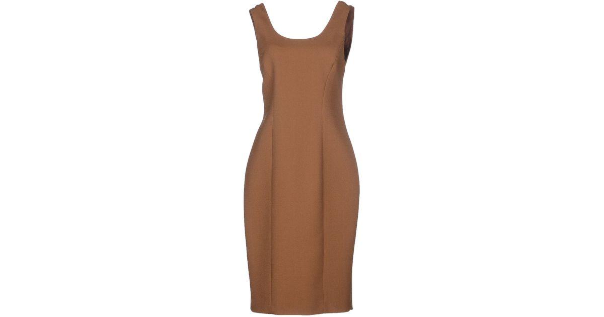 DRESSES - Short dresses Borbonese OxHl9WR4H