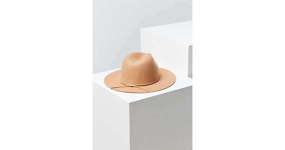304b98fc1 Ecote White Scout Panama Hat