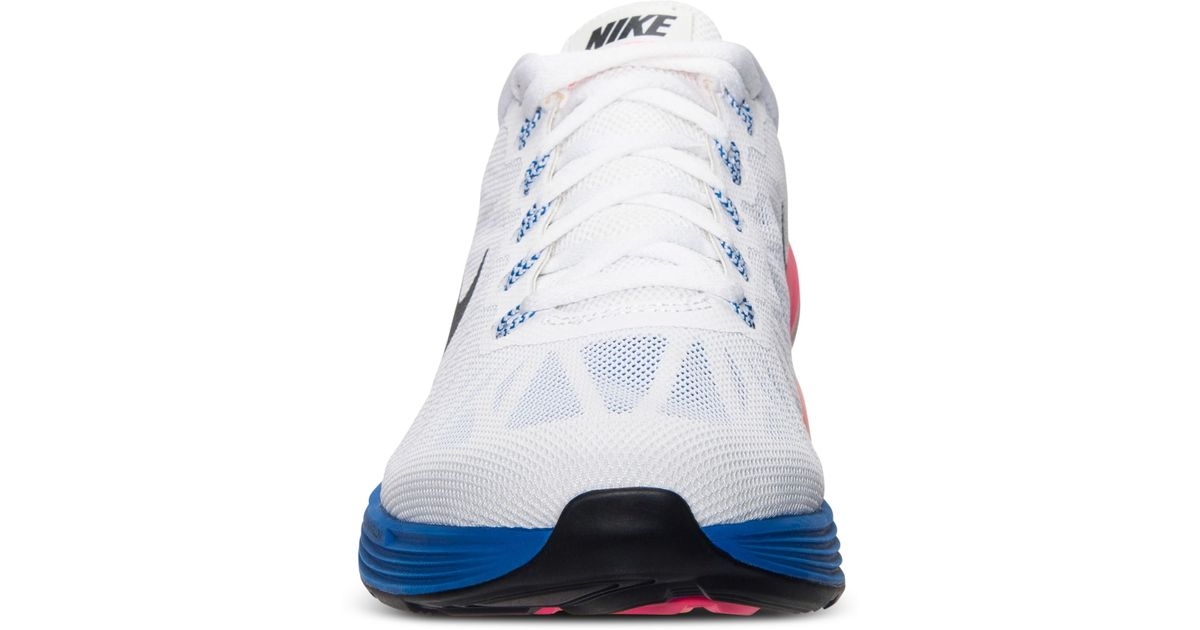 Nike - Multicolor Women's Lunarglide 6 Running Sneakers From Finish Line -  Lyst