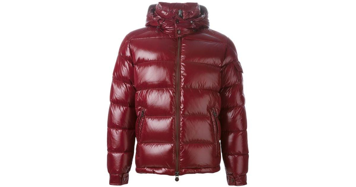 478059deb Moncler Multicolor 'maya' Padded Jacket for men