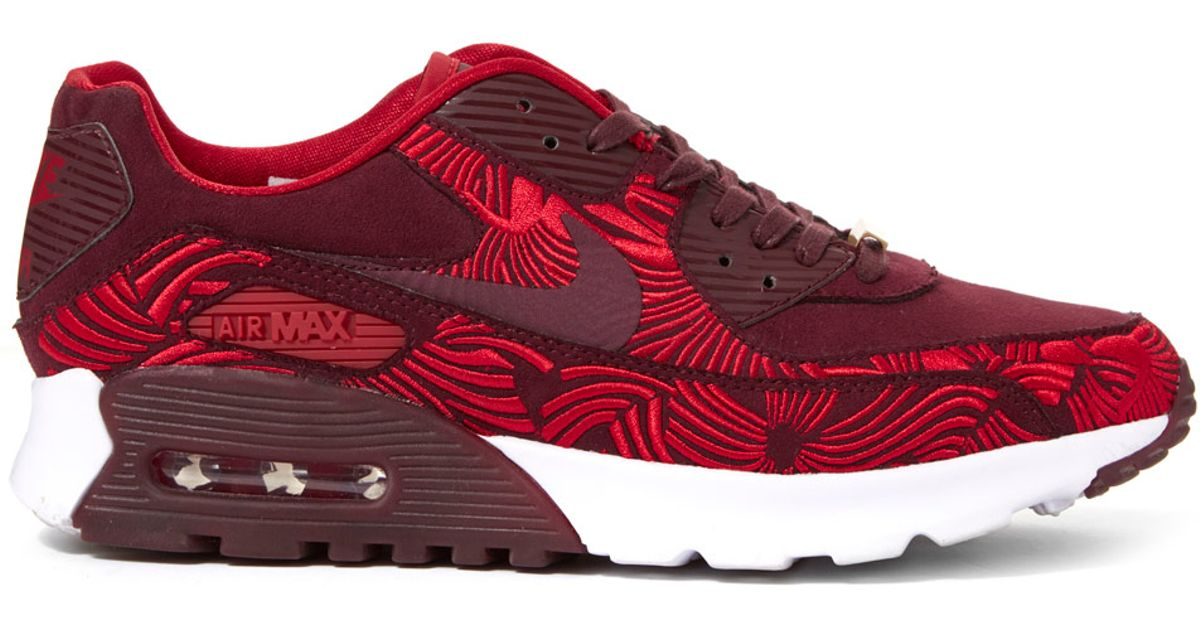 Nike Brown Air Max 90 Ultra Look Of The City Shanghai Trainers