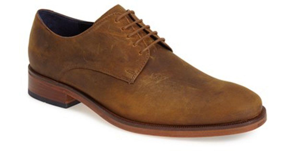 Cole Haan Leather 'colton' Plain Toe