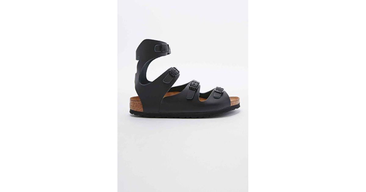 Birkenstock Athen Birkenstock Athen Birkenstock Black Sandals Sandals Black In In Yb6I7vfyg