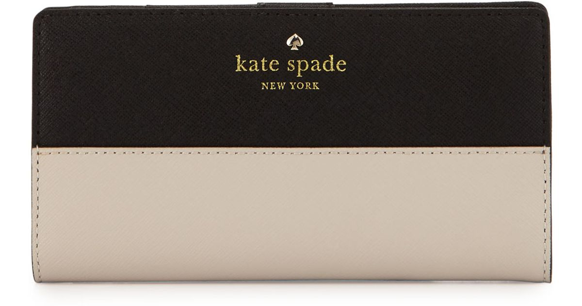 Stacy Billetera Billetera Spade Spade Billetera Stacy Kate Kate F7wdExqF