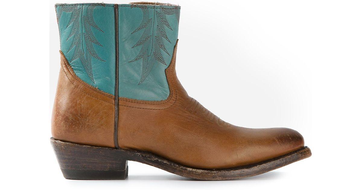 1cdb7d2cba6 Ash Brown 'Kut Austin Caribe' Cowboy Boots