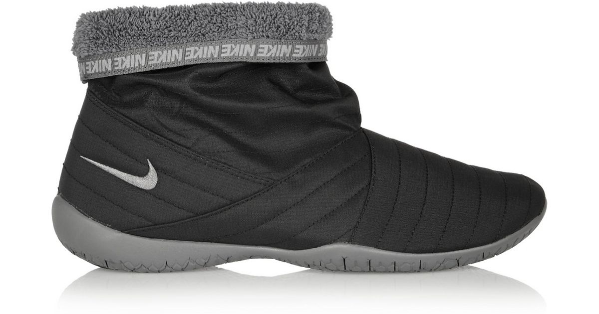 best website cd2d3 fa0c5 Nike Studio Mid Pack Yoga Shoe And Outdoor Boot in Black - Lyst