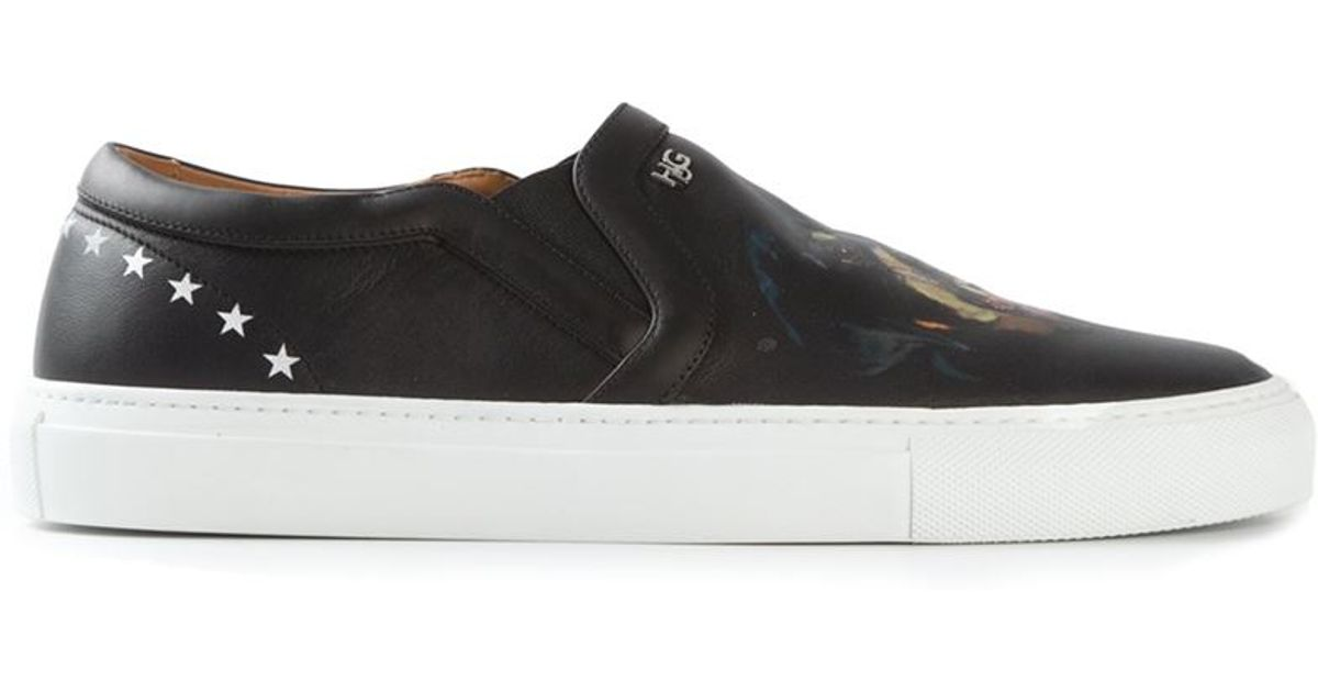 Givenchy Rottweiler Sneakers in Black