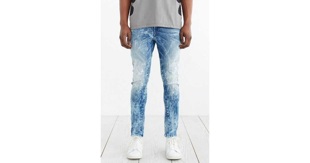 a05ca08a0f4ae G-Star Raw Raw X Pharrell Type C 3d Skinny Jean in Blue for Men - Lyst