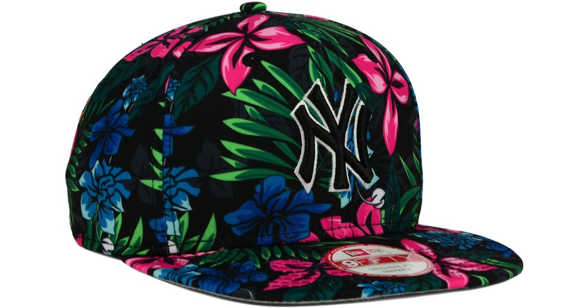 promo code 31a80 c8fee KTZ New York Yankees Pop Trop 9fifty Snapback Cap for Men - Lyst