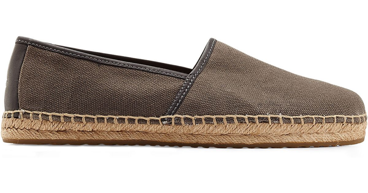 dced3b5043f UGG Natural Kas Espadrilles With Sheepskin Lining - Brown for men
