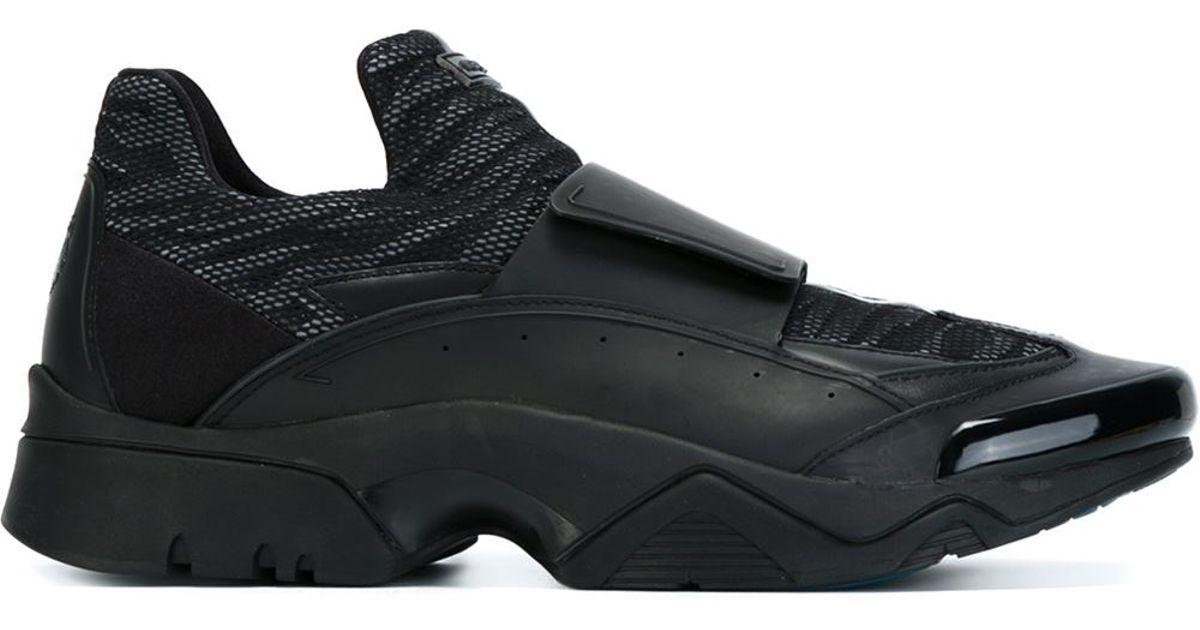 KENZO 'sonic' Sneakers in Black for Men