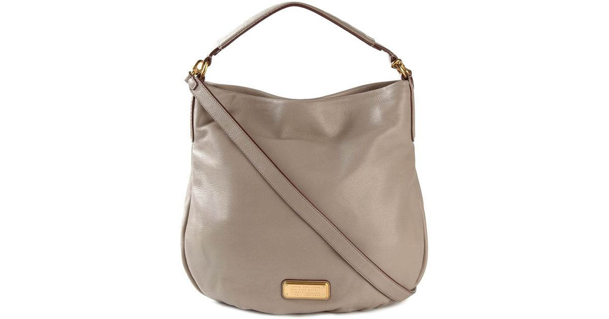 94b650fde8f9 Marc By Marc Jacobs  new Q Hillier  Hobo Bag in Natural - Lyst