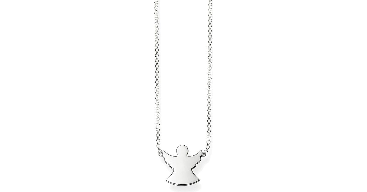 sterling angel silver online pendant necklace products guardian