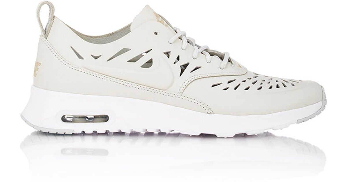 nike air max thea joli sneakers in white lyst. Black Bedroom Furniture Sets. Home Design Ideas