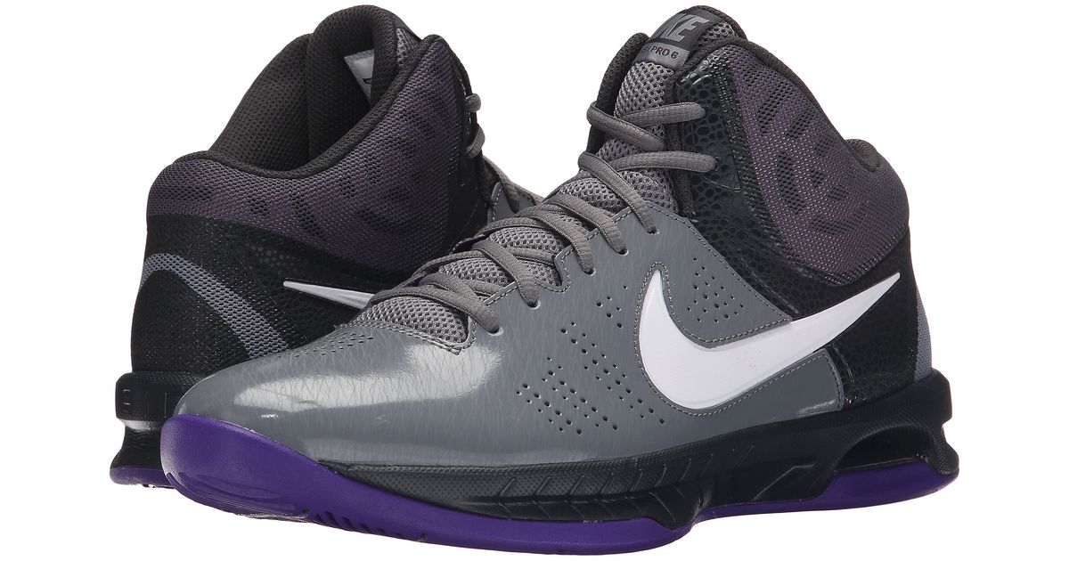 068be5b15b4b ... Lyst - Nike Air Visi Pro Vi in Gray for Men ...