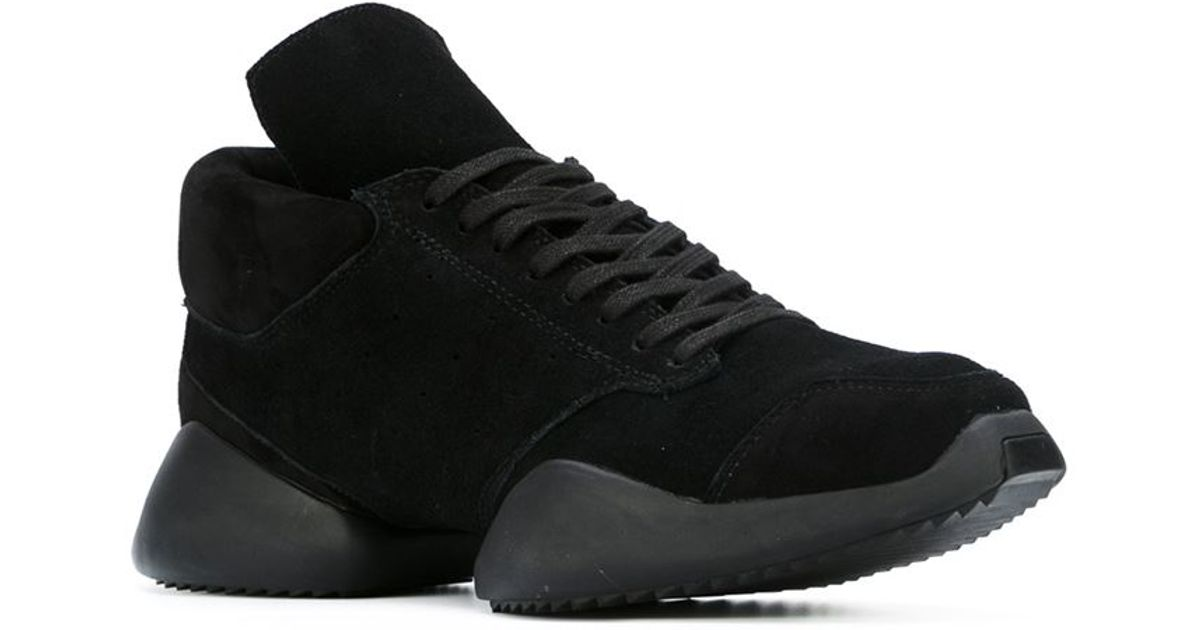 23278246d45 Lyst - Rick Owens X Adidas  tech Runner  Sneakers in Black for Men