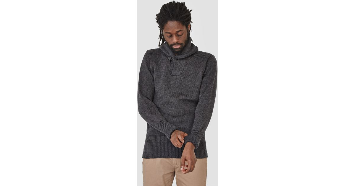 Lyst - North sea clothing Expedition Mk2 Charcoal in Gray for Men