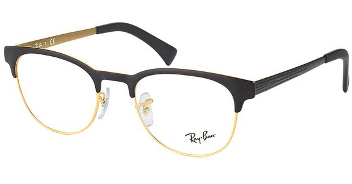 ray ban metal clubmaster