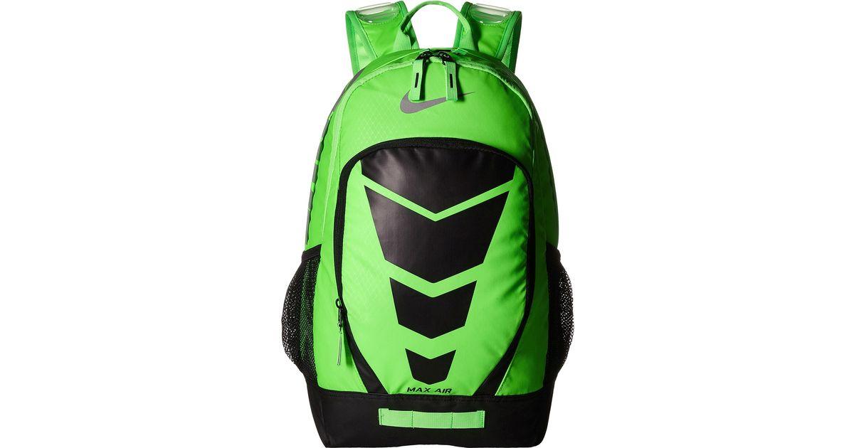 Lyst - Nike Max Air Vapor Backpack in Green ac451f43b