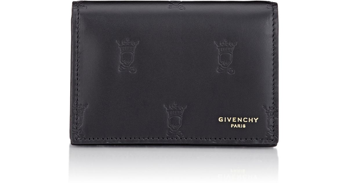 Givenchy Men s Business Card Case in Black for Men