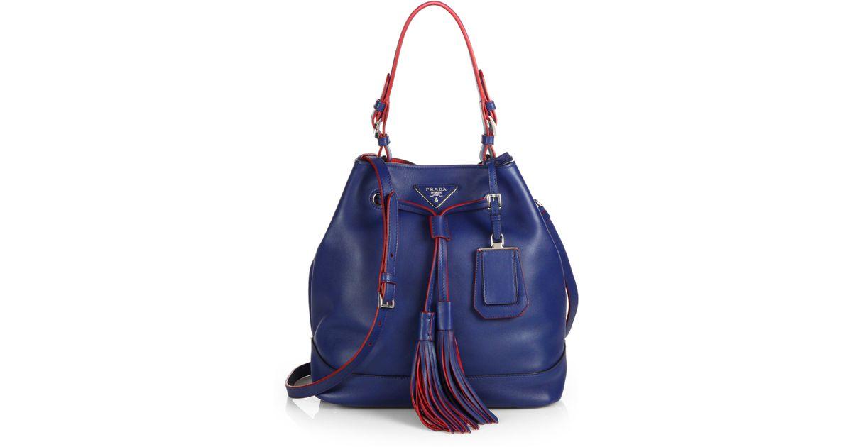 d65e89abf Prada Galleria Bag Cornflower Blue | Stanford Center for Opportunity ...