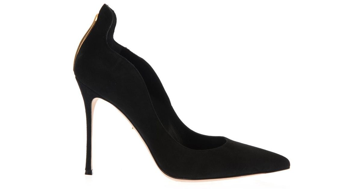 Classical Womens Sergio Rossi 'blink' Pumps Online Cheap
