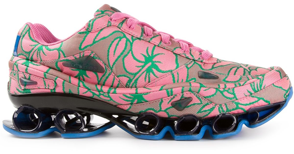 adidas By Raf Simons Bounce Trainers in