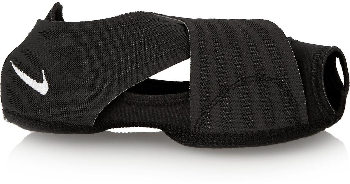 online retailer a4938 4bcfd nike-black-studio-wrap-elastic-yoga-shoes-product-1-545200676-normal.jpeg