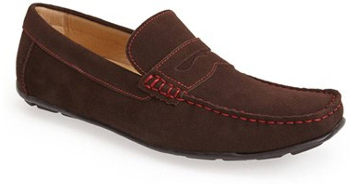 2b17db4cccf Lyst - Nordstrom  panama  Penny Loafer in Brown for Men