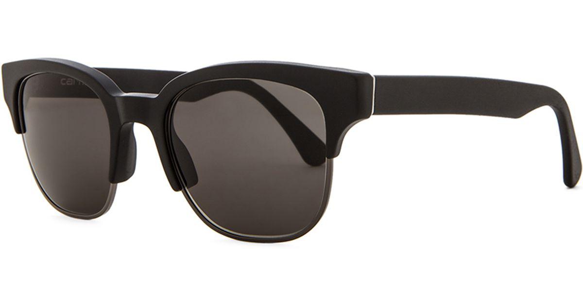 115e9a93f38 Lyst - Carhartt WIP X Super Dickinson Sunglasses in Black