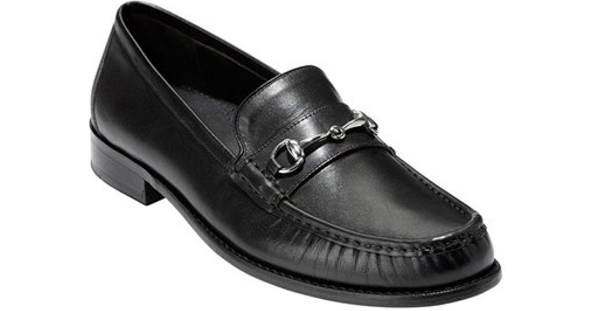 Cole Haan 'britton' Bit Loafer in Black