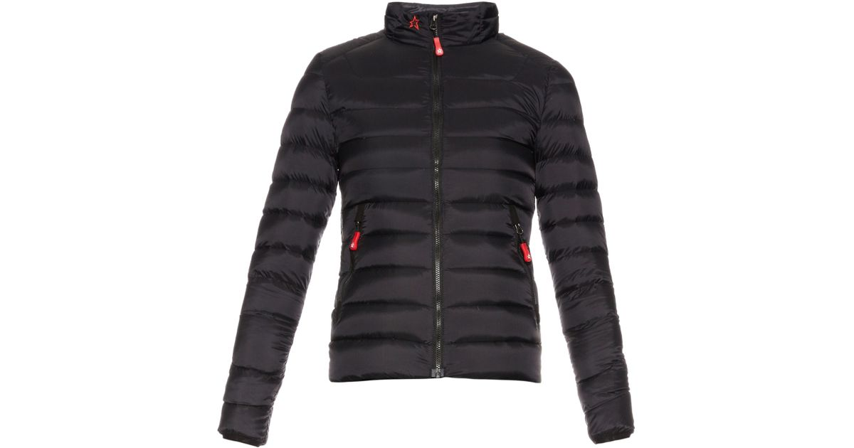 e833c01a9dab Lyst - Perfect Moment Mini-duvet Quilted-down Jacket in Black