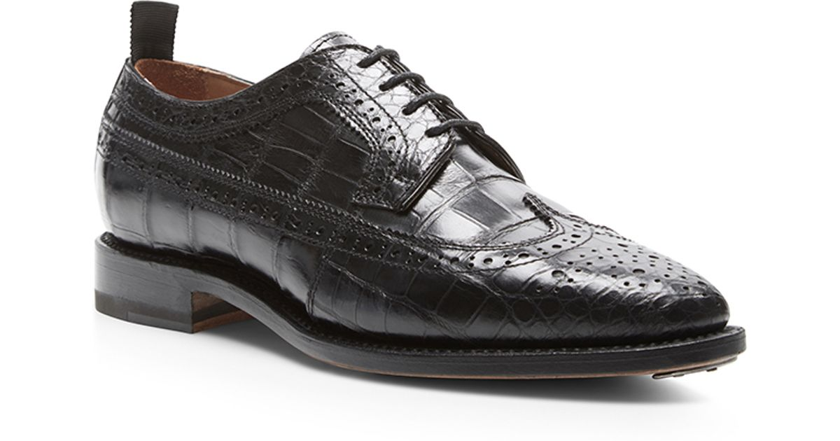 classic longwing brogues - Black Thom Browne Discount New Arrival Cheap Real Hot Sale Cheap Price Clearance Cheap Cheap Sale New Arrival gHwrTE